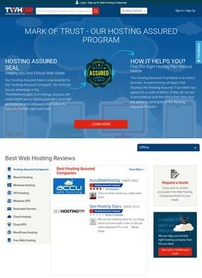 The Web Hosting Directory