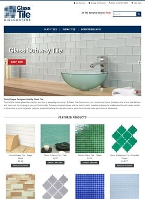 Glass Tile Discounters