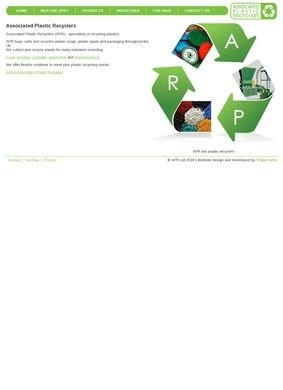 Associated Plastic Recyclers - APR Ltd