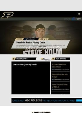 Purdue Official Athletic Site - Baseball