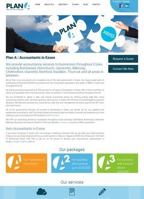 Plan A: Accountants in Essex