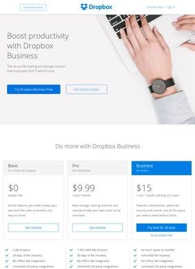 Dropbox: Simplify Your Life