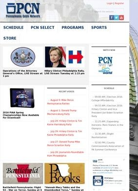 PCN: Pennsylvania Cable Network