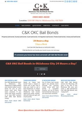 C&K OKC Bail Bonds