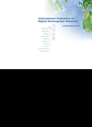 International Federation of Digital Seismograph Networks