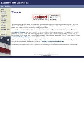 Landmark Data Systems, Inc.