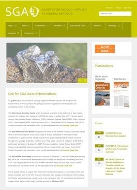 Society for Geology Applied to Mineral Deposits