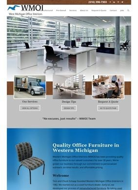 West Michigan Office Interiors