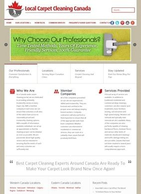 Local Carpet Cleaning Canada