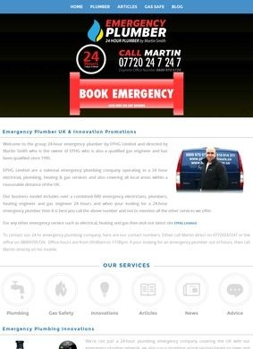 Emergency Plumber (UK)