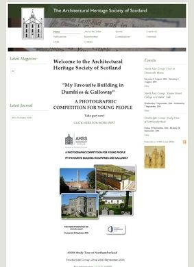 Architectural Heritage Society of Scotland