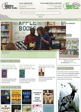 Green Apple Books and Music