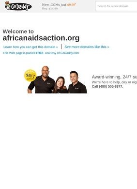African AIDS Action