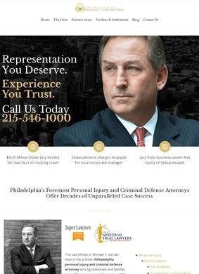 Philadelphia Personal Injury and Criminal Defense Attorney