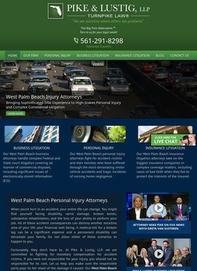Pike & Lustig, LLP: West Palm Beach Personal Injury Attorneys