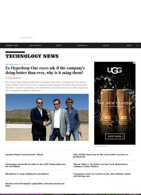 Los Angeles Times Technology