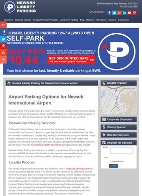 Newark Liberty Parking
