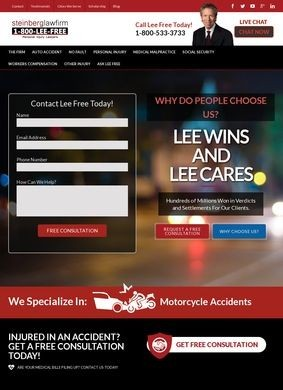 Law Offices of Lee Steinberg: Michigan Personal Injury Lawyers