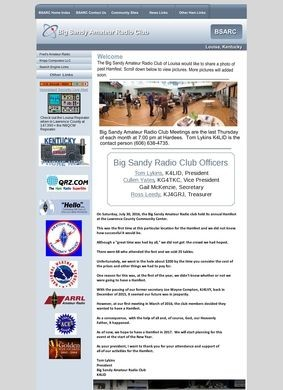 Big Sandy Amateur Radio Club