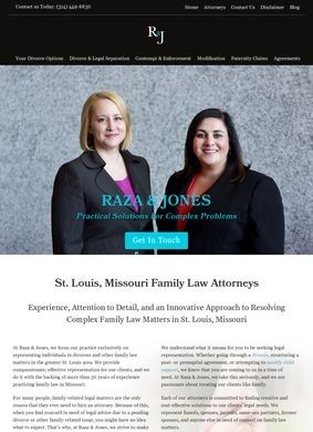 Raza & Jones, LLC: St. Louis Family Law Lawyers