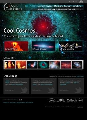 Cool Cosmos