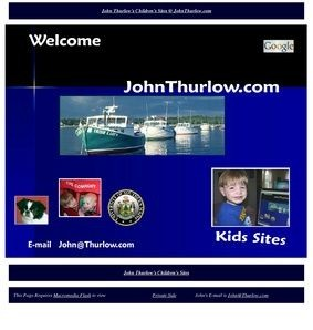 John Thurlow's Children's Sites