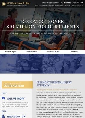 Clermont Personal Injury Attorneys