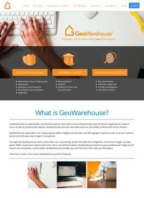 GeoWarehouse