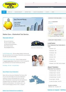 Chelmsford Taxis UK