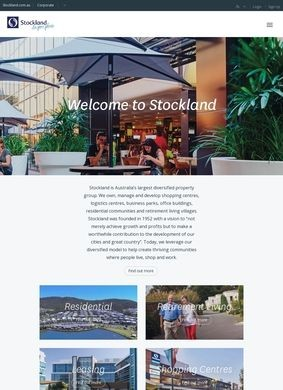 Stockland Home and Land