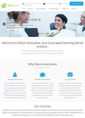 Reece Associates Dental Care Solutions