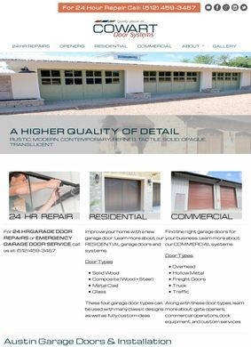 Cowart Door Systems