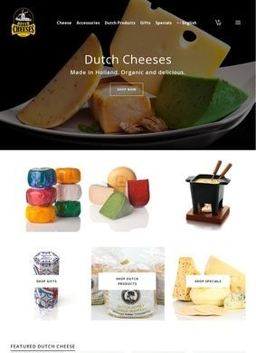 Dutch Cheeses