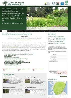 Thomas Angel Gardens Ltd