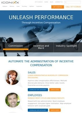 Iconixx: Sales Compensation Software Management