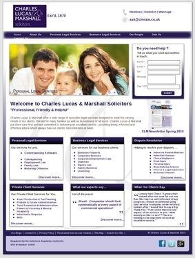 Charles Lucas & Marshall Solicitors