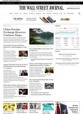The Wall Street Journal: Asia Edition