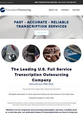 Transcription Outsourcing, LLC