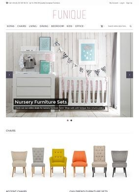 Funique Online Furniture Shop