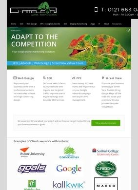 Chameleon Web Services, Ltd