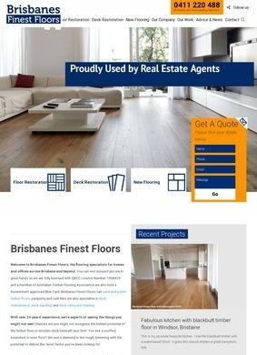 Brisbanes Finest Floors