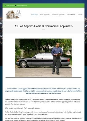 A1 Los Angeles Home & Commercial Appraisals