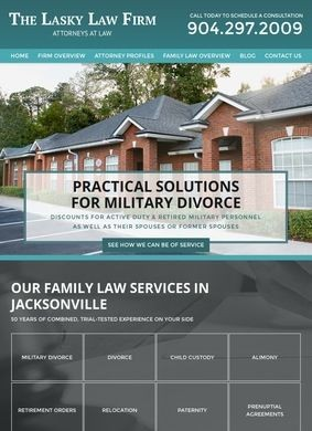 Jacksonville Divorce Lawyer: Duval County Family Law Attorneys