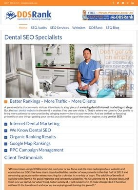 Dental SEO by DDSRank