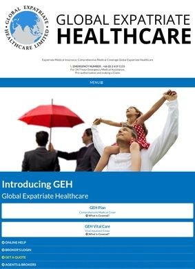 Global Expatriate Healthcare Limited