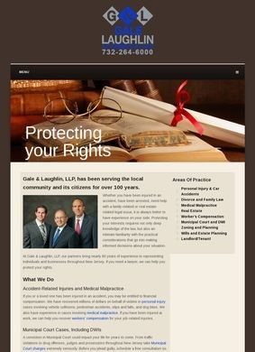 Gale & Laughlin Attorneys at Law