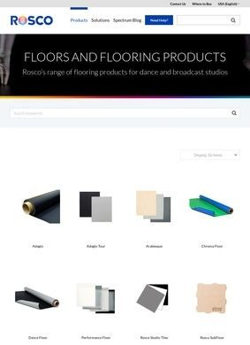 Rosco Floor and Flooring