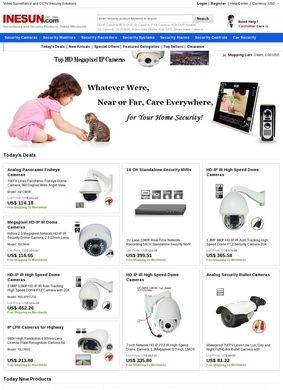 ineSun.com: China Security Trade Wholesale Directory