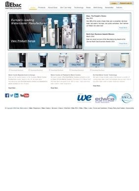 Ebac Water Coolers Direct