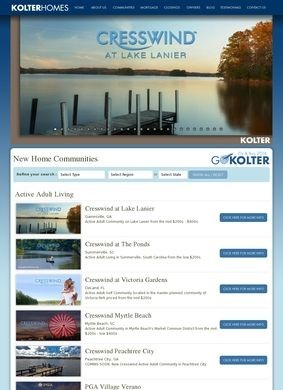 Kolter Homes LLC: Jensen Beach Homes